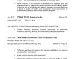 Pre Physical therapy Student Resume Carlos Florian Resume