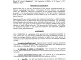 Preliminary Contract Template Separation Agreement Template 14 Free Word Pdf