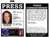 Press Pass Request Template Sample Press Passes El Vaquero Graphics Team