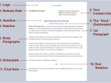 Press Release Follow Up Email Template How to Write A New Hire Press Release Free Template