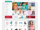 Presta Shop Templates Dealmarket Fashion Store Responsive Prestashop theme