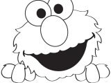 Printable Elmo Cake Template Peek A Boo Elmo Coloring Page Hm Coloring Pages Elmo