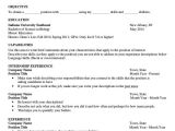 Printable Fill In the Blank Resume form Fill In the Blank Resume Printable Resume Sample