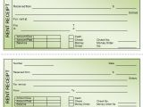 Printable Rent Receipt Template 21 Rent Receipt Templates Sample Templates
