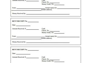 Printable Rent Receipt Template 26 Rent Receipt Templates Doc Pdf Free Premium