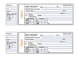 Printable Rent Receipt Template Rent Receipt Template 13 Download Free Documents In Pdf