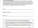 Privacy Release form Template 8 Privacy Notice form Samples Free Sample Example