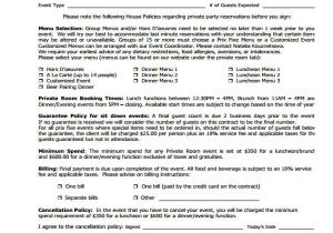 Private event Contract Template 18 event Contract Templates Sample Word Google Docs