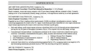 Process Engineer Resume Process Engineer Resume Sample Monster Com