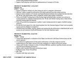 Product Analyst Resume Sample Product Marketing Analyst Resume Samples Velvet Jobs