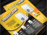 Product Flyer Template Free 28 Beautiful Product Flyer Templates Design Freebies