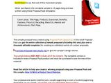 Product Proposal Template Free 15 Product Proposal Templates to Download Sample Templates