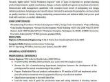Production Engineer Responsibilities Resume 37 Engineering Resume Examples Free Premium Templates