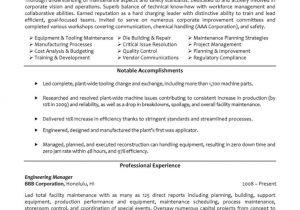 Production Engineer Resume Pdf Pin Oleh Jobresume Di Resume Career Termplate Free