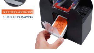 Professional Card Shuffler 6 Deck Cards Equipment Casino Equipment Brybelly Casino 6 Deck