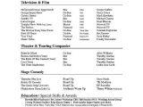 Professional Fonts for Resume 17 to Do List Vorlage Shotgun Bagsy