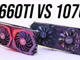 Professional Graphics Card Vs Gaming Nvidia Gtx 1660 Ti Vs Gtx 1070 16 Games Tested