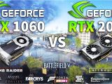 Professional Graphics Card Vs Gaming Rtx 2060 Vs Gtx 1060 Test In 10 Games