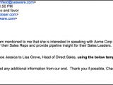 Professional Introduction Email Template How to Write An Introduction Email that Wins You An In