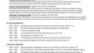 Professional Pilot Resume Pilot Resume Template 5 Free Word Pdf Document