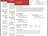 Professional Resume Design Templates Clean Professional Resume Design3edge Com