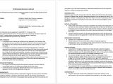 Professional Services Contract Templates Free Professional Services Agreement Template Microsoft Word