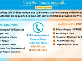 Professional Tax Payment by Debit Card Canara English