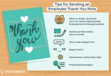 Professional Thank You Card Wording Employee Thank You Letter Examples