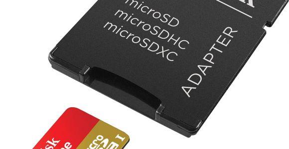 Professional Ultra Sandisk 64gb Microsdxc Card Sandisk Extreme 32gb Microsdhc Bis Zu 90 Mb Sek Class 10 U3 Speicherkarte Mit Adapter