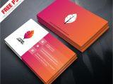 Professional Visiting Card Design Psd 150 Free Business Card Psd Templates