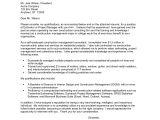 Program Director Cover Letter Template Program Manager Cover Letter Cover Letter Example