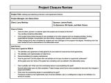 Project Closure Email Template Sample Project Closure Template 9 Free Documents In Pdf