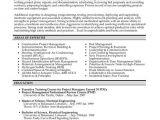 Project Engineer Resume Keywords 14 Project Manager Resume Samples Samplebusinessresume