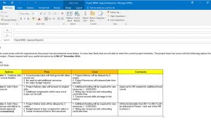 Project Manager Email Templates Email Templates for Project Managers Free Project