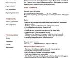 Project Manager Job Application Resume software Project Manager Resume Example Sample Fixing