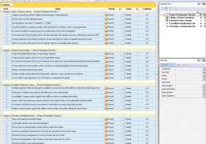 Project Prioritization Criteria Template Project Management Templates