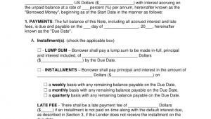 Promissory Note Template Arizona Free Arizona Promissory Note Templates Word Pdf