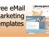 Promotional Email Template Free Free Email Marketing Templates Email Marketing