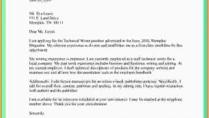 Proper Way to Start A Cover Letter How to Write A Proper Cover Letter