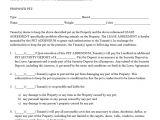 Property Management Contract Template Uk Pet Addendum Agreement Pdf Property Management forms In