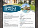 Property Management Flyer Template Elegant Modern Real Estate Flyer Design for Coleman