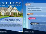 Property Management Flyer Template Help Right Home Property Management with A New Postcard or