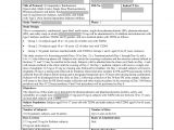 Protocol Synopsis Template Clinical Trial Protocol Summary Template Templates