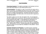 Psychiatrist Report Template Case Study Example Clerkship In Psychiatry
