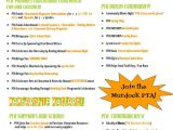 Pto Meeting Flyer Template Pta Does that Flyer Pin Point Out Important and Annual