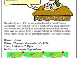 Pto Meeting Flyer Template What 39 S Going On at Avalon