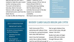 Pto Newsletter Templates Free 17 Best Images About Pto On Pinterest Newsletter Ideas