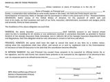 Public Adjuster Contract Template Public Adjuster Bond Suretypedia
