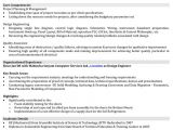 Purchase Engineer Resume Languages Known In Resume
