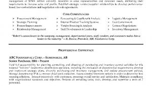 Purchasing Coordinator Resume Sample 4 Best Images Of Unique Resume Samples Purchasing